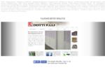 Falegnameria Dotti Serramenti Brescia finestre legno Brescia infissi legno alluminio Brescia PVC Ant