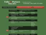 Fallai Partners | Restauranger - Caféer - Lokaler | www. fallaipartners. se