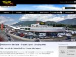 Startseite - Falle - Freizeit Sport Campingwelt Fischertreff - Villach
