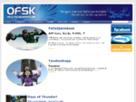 Oslo Fallskjermklubb | Tandemhopp | Fallskjermhopp | Hopp tandem | Fallskjerm | Fallskjermkurs
