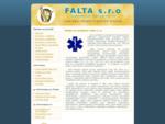 Falta, s. r. o. - nabídka rehabilitačních služeb.