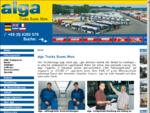 alga - Nutzfahrzeug- und Baumaschinen GmbH Co. KG