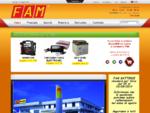 Batterie Moto e Batterie Auto - FAM batterie - Fabbrica Accumulatori Meldola