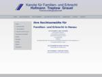 Mike Hofmann und Kollegen - Rechtsanwalt-Fachanwalt für Familienrecht und Erbrecht in Hanau