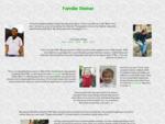 Homepage der Familie SteinerHomepage of Family Steiner