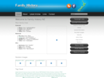 Family History New Zealand | Your one stop shop for Munro, McLaren, Fraser, Pope, Climo, Sargi