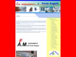 FAM SERRAMENTI di FORTE ANGELO BARI - Puglia Infissi, porte, portefinestre, finestre, ta