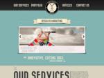 Fancypants Design Ltd - Innovative, Cutting Edge, Fresh Current Fancypants Design