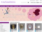 Fantastella Στέλλα Κατσιρμά - Χειροποίητα κοσμήματα, σκουλαρίκια, βραχιόλι, κολιέ, καρφίτσες, ...