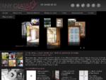 Fany Glass, décor vitrail pour fenêtres, vérandas et portes, vitrail traditionnel, fusing et éma