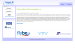 Flybe Airline Pilot Association ry. | Flybe Airline Pilot Association