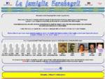 La famiglia Farabegoli nel mondo - Indice