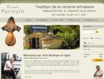Verrerie Farinelli à Biot - L'aletier