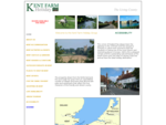 Kent Farm Holiday accommodation bed breakfast, self catering, caravanning, camping and bunk ...