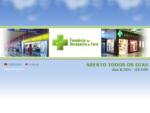 Farmácia do Aeroporto de Faro, Aeroporto Faro Farmácia