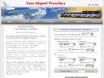 Faro Airport Transfers - Algarve Portugal