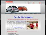 Faro Car Hire Algarve Car Rental in Portugal