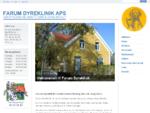 Farum Dyreklinik ApS - ved dyrlægerne Agnete Vang og Claus Nicolet
