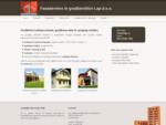 Fasaderstvo in Gradbeništvo Lap d. o. o. - Kvalitetna izdelava fasad in gradbena dela