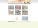 Fasaderstvo Vidmar
