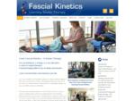 Fascial Kinetics - A Bowen Therapy