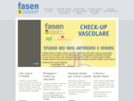 Fasen - Fondo attività e servizi sociali energia Eni - Home page