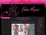 Abbigliamento Donna Fata Rosa - Pronto moda Ingrosso e dettaglio