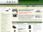 Fati s. a. s. Forniture Agricole Tecniche Industriali - Shop online di macchinari e accessori ...