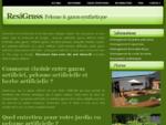 Gazon ou pelouse synthétique - comment choisir