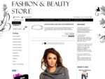 Luxusní plavky, trendy dámské a pánské oblečení, doplňky a kosmetika