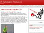 FC Hambergen 1930 e. V. Tischtennis Homepage
