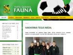 Tartu Ülikool Fauna
