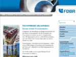 FDBR Fachverband Anlagenbau