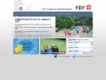 FDF Fredericia Søndermarken - Fed fritid med fællesskab, lejrliv, musik, natur, udfordringer og