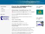 Forum for databehandling i helsesektoren-FDH