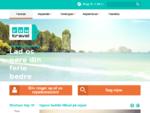 Billige rejser. 250. 000 danskere rejser med FDM travel i år. Rejs med!