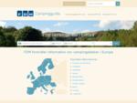FDM Camping – Søg på 8600 campingpladser i 25 lande