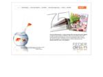 FederDesign - Reklam, trycksaker och webbdesign