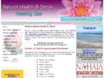 Natural Health and Detox Healing Spa, incorporating Detox me and Bio Cleanse NZ, North Shore - ..