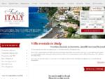 Villa Rentals Italy Sorrento Villas Vacation Apartments Amalfi Coast