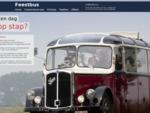 Feestbus - Ceremonievervoer, Oldtimers, Bussen, Vlaanderen