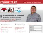 FELDMAIER KG - Ihr Versicherungsmakler