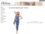 Felice - Prêt à porter et bijoux pour femmes