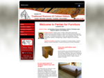 Fenlan for Furniture - Traditional Cabinetmaker, restoration, polisher upholsterer in Olney Bucks
