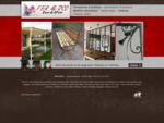 ferronnerie nantes loire atlantique ferronnier mobilier portail garde corps rampe escalier 44