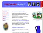 Ferdinand Finne, hans siste kunstprosjekt