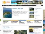 Ferie Istrien, Hotel, Camping og Ferieboliger Istrien Kroatien