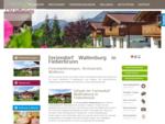 Feriendorf Wallenburg in Fieberbrunn im PillerseeTal | Ferienwohnungen | Restaurant | Wellness &