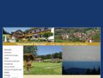 Urlaub Bayerischer Wald Pension Ferienwohnung Familienurlaub Elisabethszell Bayrischer Wald Urlaub B