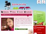 Ferme de Corly - Yaourts fermiers de fabrication artisanale